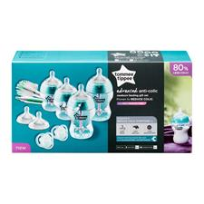 UK wholesaler of Tommee Tippee Advanced Anti-Colic Bottle Starter Kit