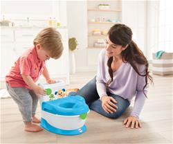 Baby products distributor of Fisher-Price Laugh and Learn with Puppy Potty