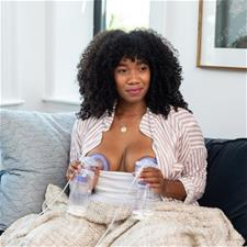Baby products supplier of Lansinoh Milk Storage Bags 25Pk