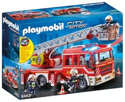 Baby products supplier of Playmobil Fire Engine with Ladder and Lights and Sounds