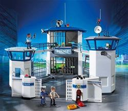 Baby products supplier of Playmobil Police Headquarters with Prison