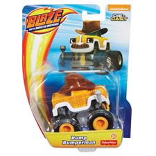 Baby products wholesaler of Blaze and the Monster Machines Die Cast Character Assortment