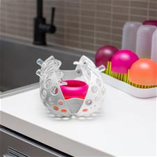 Baby products wholesaler of Boon CLUTCH Dishwasher Basket - Grey