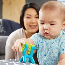 Baby products wholesaler of Boon GROWL Silicone Teether Dragon