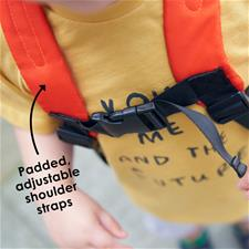 Baby products wholesaler of Diono Safety Reins & Backpack Fox