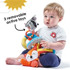 Baby products wholesaler of Diono Toy Activity Spiral