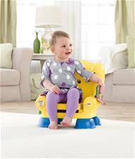 Baby products wholesaler of Fisher-Price Laugh & Learn Smart Stages Chair Yellow