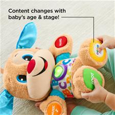 Baby products wholesaler of Fisher-Price Laugh & Learn Smart Stages Puppy