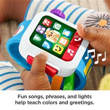 Baby products wholesaler of Fisher-Price Laugh & Learn Smart Watch
