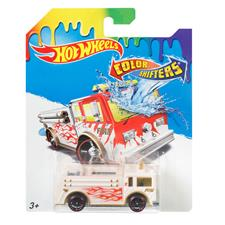 Baby products wholesaler of Hot Wheels Colour Shifter Vehicle Assortment