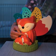 Baby products wholesaler of Infantino 3-In-1 Musical Soother & Night Light Projector