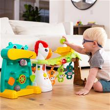 Baby products wholesaler of Infantino 4-in-1 Grow with me Playland