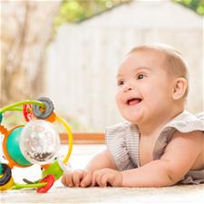 Baby products wholesaler of Infantino Activity Ball
