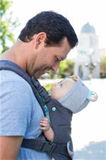 Baby products wholesaler of Infantino Cuddle Up Ergonomic Hoodie Carrier