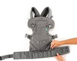 Baby products wholesaler of Infantino Flip Advanced 4-in-1 Convertible Baby Carrier