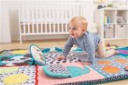 Baby products wholesaler of Infantino Fold & Go Giant Discovery Mat