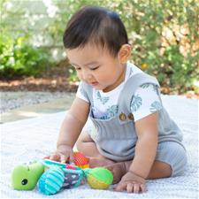 Baby products wholesaler of Infantino Go Gaga Mirror Pal - Turtle