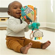 Baby products wholesaler of Infantino Go Gaga Playtime Pal Hot Air Balloon