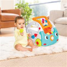 Baby products wholesaler of Infantino Sensory 3-in-1 Discovery Car