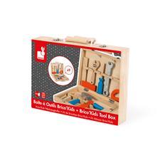 Baby products wholesaler of Janod Brico Kids Tool Box