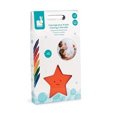 Baby products wholesaler of Janod Colouring In The Bath