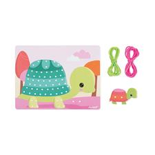 Baby products wholesaler of Janod Lacing Game Animals 6Pk