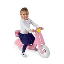 Baby products wholesaler of Janod Mademoiselle Pink Scooter