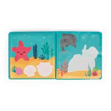 Baby products wholesaler of Janod My Magic Bath Book