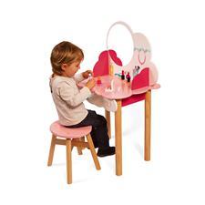Baby products wholesaler of Janod Petite Miss Dressing Table