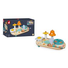 Baby products wholesaler of Janod Pure Musical Table