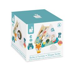 Baby products wholesaler of Janod Pure Shape Sorter