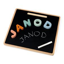 Baby products wholesaler of Janod Sweet Cocoon Alphabet Puzzle