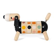 Baby products wholesaler of Janod Sweet Cocoon Shapes And Colours Dog