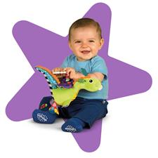 Baby products wholesaler of Lamaze Flip Flap Dragon