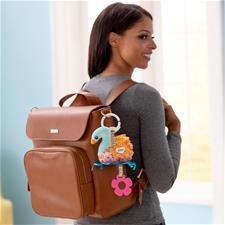 Baby products wholesaler of Lamaze Mini Clip & Go Sierra the Swan