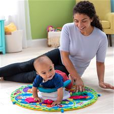 Baby products wholesaler of Lamaze Spin & Explore Gym