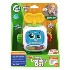 Baby products wholesaler of Leap Frog Busy Learning Bot