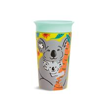 Baby products wholesaler of Munchkin Miracle 360 Sippy Cup WildLove Asst 266ml