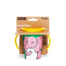 Baby products wholesaler of Munchkin Miracle 360 WildLove Trainer Cup Elephant 177ml
