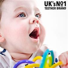Baby products wholesaler of Nuby Lots Of Loops Teether