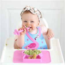 Baby products wholesaler of Nuby Suregrip Astronaut Feeding Mat