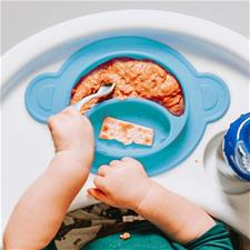 Baby products wholesaler of Nuby Suregrip Monkey Feeding Mat