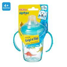 Baby products wholesaler of Nuby Tritan Grip N' Sip