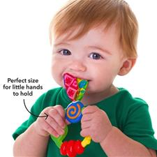 Baby products wholesaler of Nuby Wacky Teether