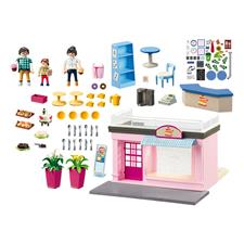 Baby products wholesaler of Playmobil City Life My Café