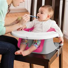 Baby products wholesaler of Summer Infant 4 In 1 Super Seat Pink