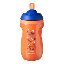 Baby products wholesaler of Tommee Tippee Active Insulated Straw Cup 12m+