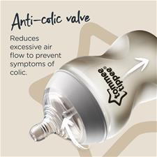 Baby products wholesaler of Tommee Tippee Closer to Nature Teat Slow Flow 2Pk