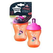 Baby products wholesaler of Tommee Tippee Training Straw Cup 7m+
