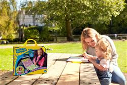 Baby products wholesaler of Tomy Colour Doodle Bag